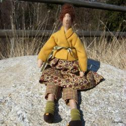 Tilda doll Cloth doll Gorgetta